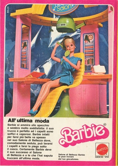 Barbie for Accessori per la casa di barbie